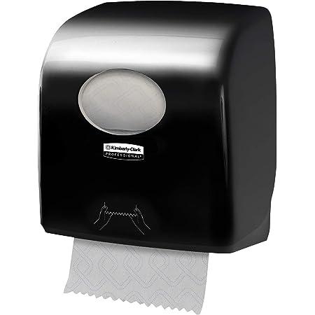 Distributeur d'essuie-mains roulés Slimroll Aquarius 7956 - Noir