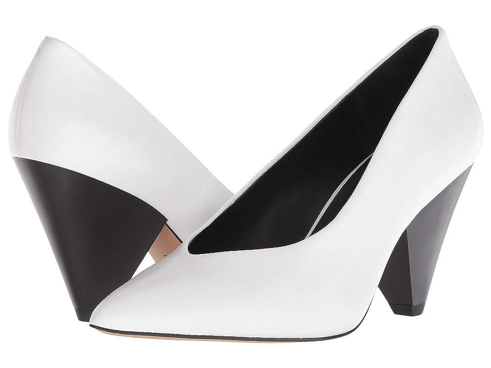 Rebecca Minkoff Zuria (Optic White Leather) High Heels