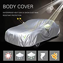 CarsCover Custom Fit 2008-2019 Chevy Cruze Sedan Car Cover Heavy Duty Weatherproof Ultrashield Covers