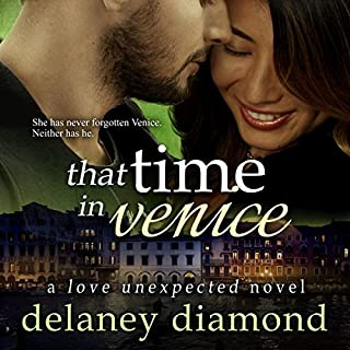 That Time in Venice audiobook cover art
