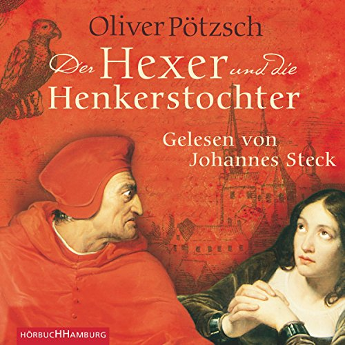 Der Hexer und die Henkerstochter     Die Henkerstochter-Saga 4              By:                                                                                                                                 Oliver Pötzsch                               Narrated by:                                                                                                                                 Johannes Steck                      Length: 18 hrs     4 ratings     Overall 5.0