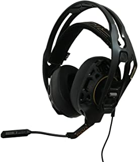Plantronics RIG 500 Pro HC Gaming Headset Over Ear Wired 3.5mm for Xbox & PS4 (Renewed)