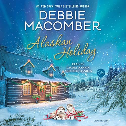Alaskan Holiday audiobook cover art
