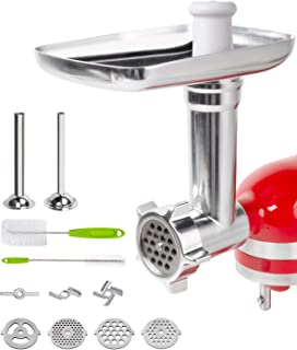 Best kitchenaid meat grinder blades Reviews