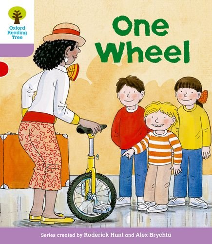 Oxford Reading Tree: Level 1+: More First Sentences B: One Wheelの詳細を見る