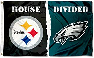 Best nfl house divided flags Reviews