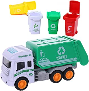 Anyren Children Garbage Sorting Car Toy Early Education Learning Card Puzzle Educational Toy Kids Gift Party Favors