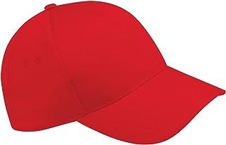 Mens Beechfield Ultimate 5 Panel Baseball Cap Hat