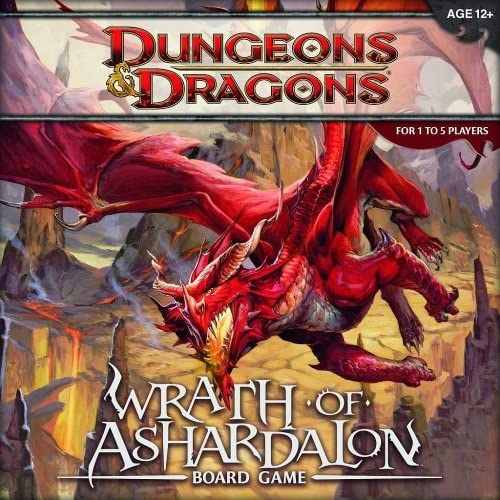 Wrath of Ashardalon Board Game by Dungeons & Dragons