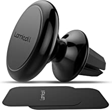 Magnetic Phone Car Mount, Lamicall Phone Holder : Universal Cradle Stand Holder..