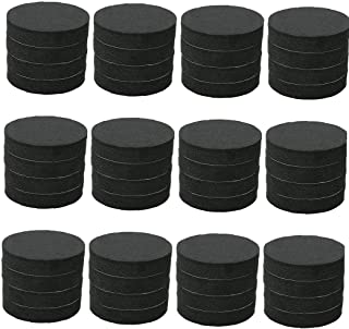 48PCS Pot Feet, Plant Pot Feet EVA Invisible Flower Risers Pad Gardening Pot Feet Containers Accessories for Outdoor Plant