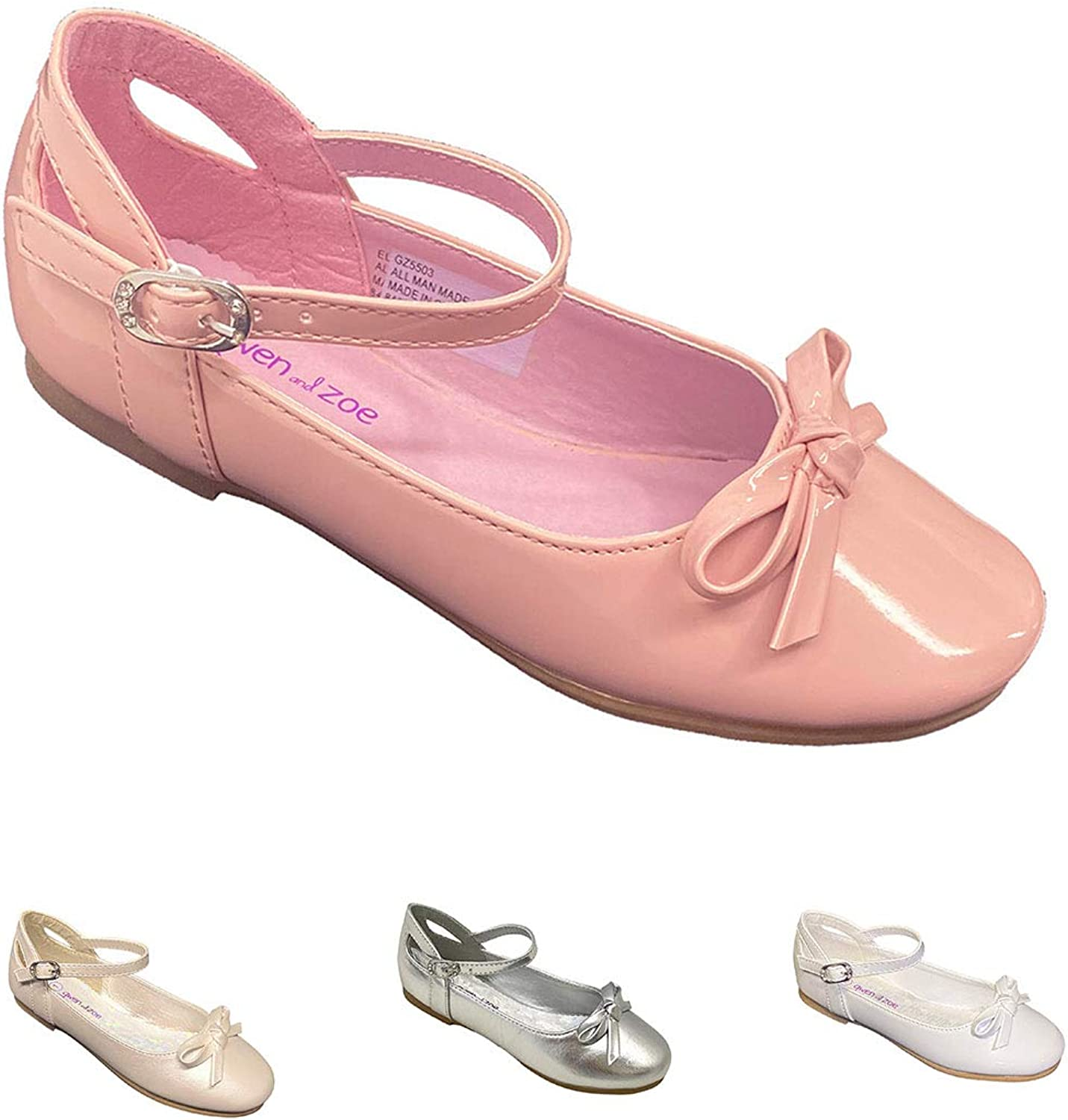Gwen Zoe Popular products Girl Dress Flats Christmas Shoes Weddings for Our shop most popular First
