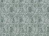 Vorhangstoff Jacquard Dune 2652/72 Muster Abstrakt blau