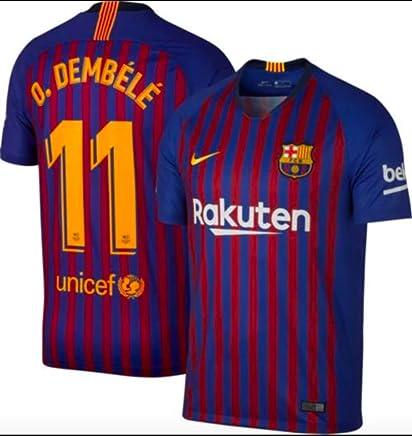 da611ba0f ProApparels O. Dembele Jersey Barcelona Home