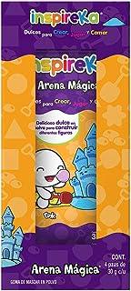 Inspireka, Inspireka Arena Mágica 120 g, 120 gramos