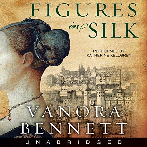 Figures in Silk cover art