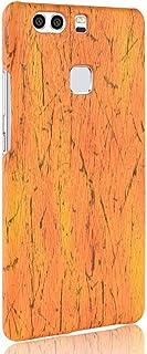 حافظة هاتف هواوي P9 بلس حافظة هاتف محمول درع قوي 360 درجة لحماية هاتفك من الجلد المحبب جراب لهاتف هواوي P9 بلس