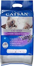 Catsan Crystal Lavender Scented Cat Litter 4kg
