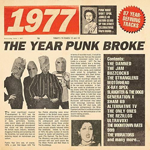 1977-the Year Punk Broke (3cd Boxset)