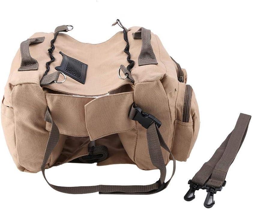 favorite Cloudbox Dog Pack -Cotton Canvas Hik Travel Max 71% OFF Camping Pet