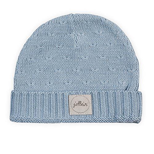 Bonnet pour bébé 2 à 9 Mois Soft Knit - Bleu