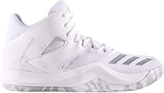 adidas Performance Mens Derrick Rose 773 V Basketball Hi Top Shoes - White