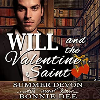 Will and the Valentine Saint cover art