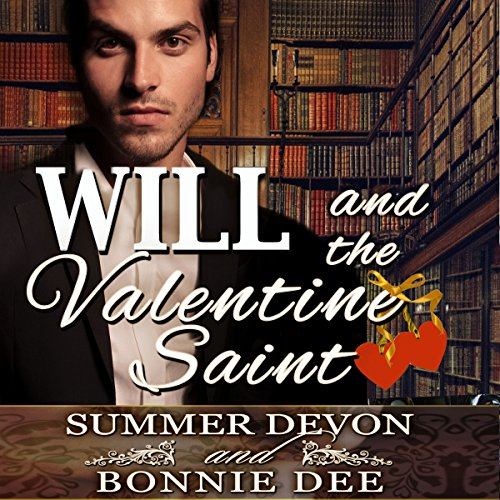 Will and the Valentine Saint audiobook cover art