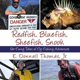 Redfish, Bluefish, Sheefish, Snook cover art