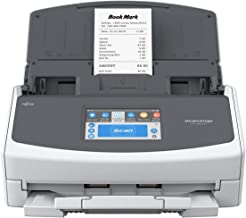 $565 » Fujitsu ScanSnap iX1500 Deluxe with Adobe Acrobat DC Pro for Mac & PC (White)