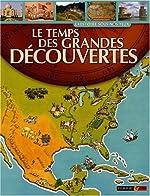 TEMPS DES GRANDES DECOUVERTES de SIMON ADAMS