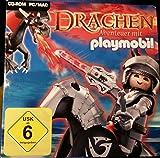 Playmobil Drachen Abenteuer - Die Jagd nach dem goldenen Schild + Die Legende vom Drachenland -