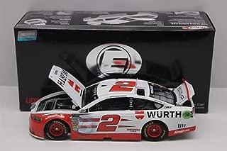 Lionel Racing Brad Keselowski 2018 ELITE Wurth NASCAR Diecast 1:24 Scale