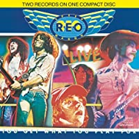Live: You Get What You Play for by Reo Speedwagon (2008-02-01)