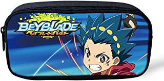 Bey-blade Kinomiya Takao Kids Backpack Book Bag Rucksack -Lightweight School Bags with Lunch Bags for Student Men Women (Pencil Bag 8)