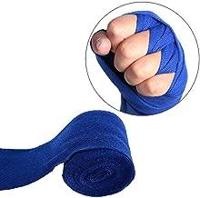 CUTICATE Elastisch Handschuhe Bandagen Boxbandagen 3 Meter Boxen Kampfsport Handsch/ützer f/ür M/änner Frauen