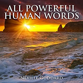 All Powerful Human Words cover art