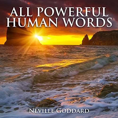 All Powerful Human Words audiobook cover art