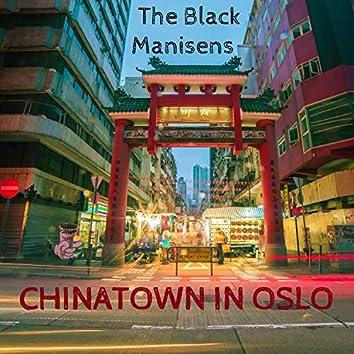 Chinatown in Oslo
