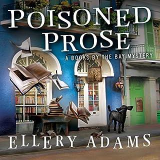 Poisoned Prose audiobook cover art