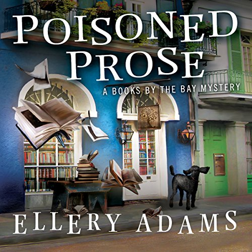 Poisoned Prose audiobook cover art