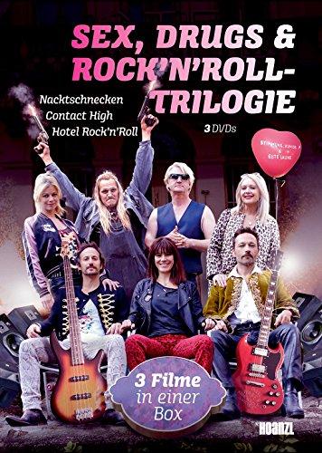 Sex, Drugs & Rock'n Roll-Trilogie [3 DVDs] [Alemania]