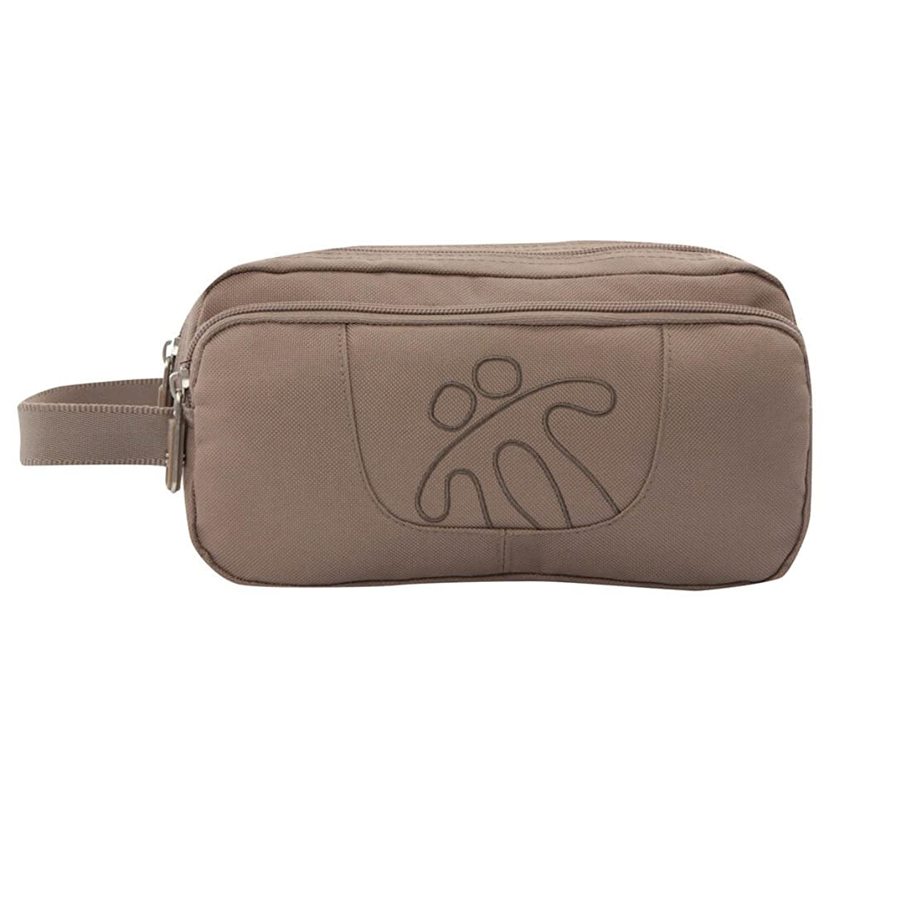 TOTTO Escolar Pencil Cases, 23 cm, Brown (Marrón)