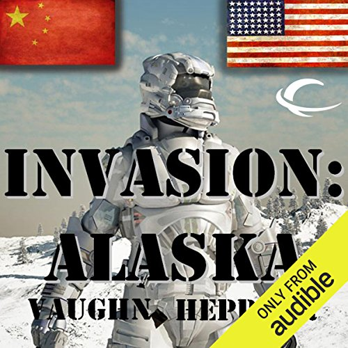 Invasion: Alaska audiobook cover art