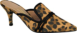 Vizzano Vizzano Vegan Jaguar Leopard Leather 1185.173.17821 Brisa