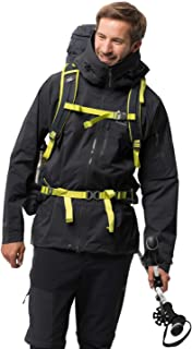 Jack Wolfskin Men's The Humboldt Jacket Technical Waterproof Trekking Jacket