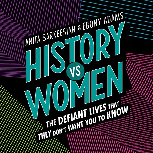 History vs Women audiobook cover art