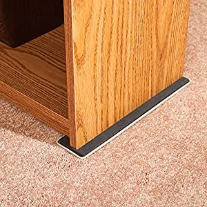 Reusable Furniture Moving Kit for All Floor Types – Move Heavy Furniture Quickly and Easily Across Carpeted and Hard Floor Surfaces with Furniture Sliders (52 Piece Kit)
