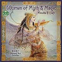 Women of Myth & Magic 2021 Calendar