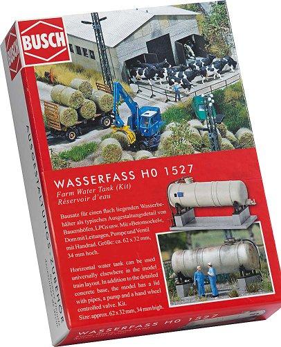 Busch 1527 - Wasserfass